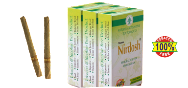 Herbalne cigarete Nirdosh